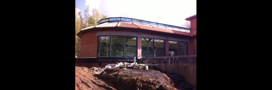 Nieuwbouw project Villa Weemaels